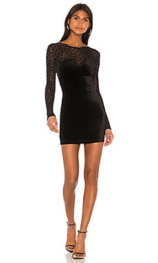 Kimberly Mesh Mini Dress superdown $68