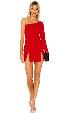 Rosalie Double Slit Dress superdown $68