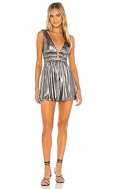 Мини платье isabella - superdown Коктейльное фото