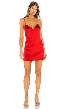 Jessa Open Back Dress superdown $70