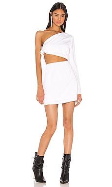 Платье с одним плечом essie - superdown Облегающие фото