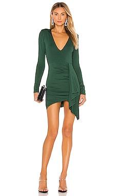Martyna Deep V Dress superdown $66