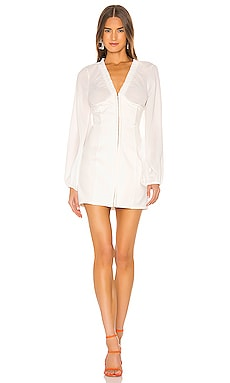 x Draya Michele Brityn Hook & Eye Dress superdown $49