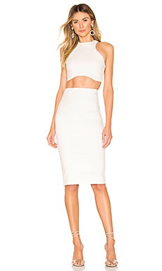 Andres Midi Dress superdown $72