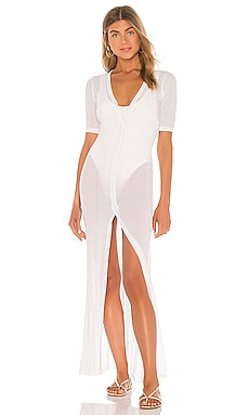 Sevilla Knit Maxi Dress superdown $64