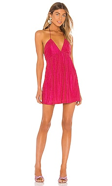 Margo Halter Shift Dress superdown $66