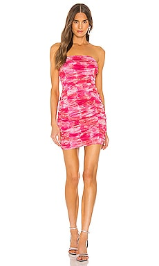 Ivanna Strapless Mini Dress superdown $68 BEST SELLER