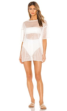 Summer Sheer Dress superdown $62