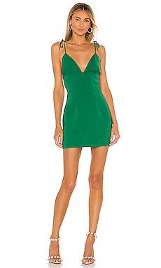 Платье с завязокй petunia - superdown Майка фото