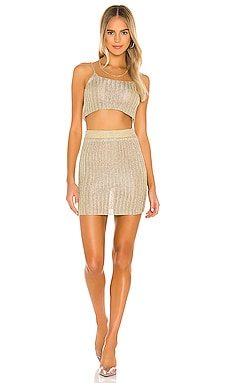 Mariah Skirt Set superdown $41