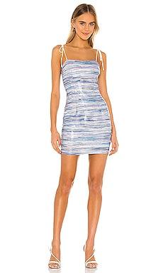 Keelie Tie Strap Dress superdown $45