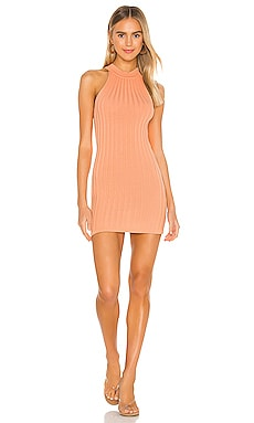 Milana Knit Mini Dress superdown $64