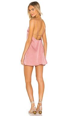 Gracie Strappy Back Dress superdown $40