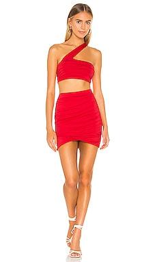 Marina Skirt Set superdown $53