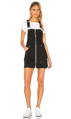 Alima Zip Front Skirtall superdown $47