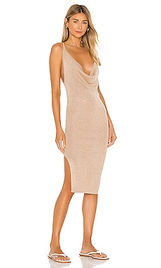 Sabrina Knit Midi Dress superdown $66