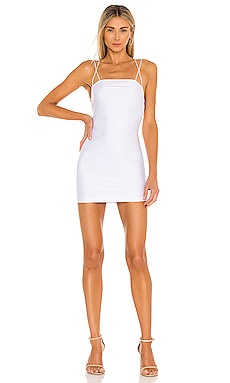 Kiki Strappy Mini Dress superdown $62