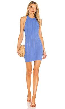 Solis Mini Dress superdown $64 NEW