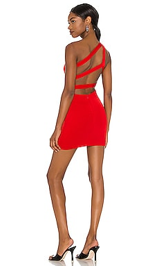 Davey Strappy Back Dress superdown $66 NEW