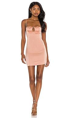 Luna Lace Mini Dress superdown $51