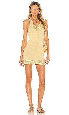 Khloe Knit Dress superdown $58