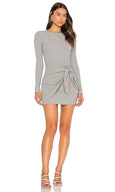 Dana Wrap Mini Dress superdown $66