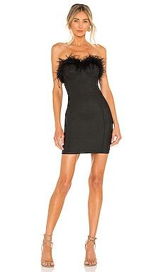 Ramona Bustier Dress superdown $96