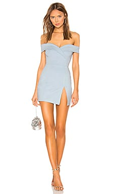 Naya Off Shoulder Dress superdown $66