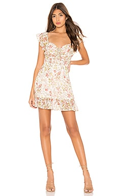 Kristyn Mini Dress superdown $72 BEST SELLER