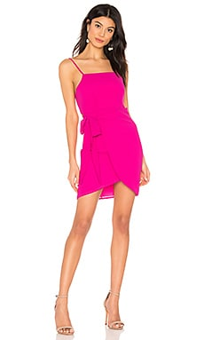 Morgan Layered Mini Dress superdown $66