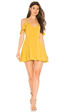 Mandy Cami Fit & Flare Dress superdown $64 NEW ARRIVAL