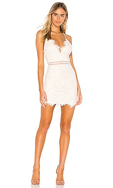 Remi Lace Mini Dress superdown $66