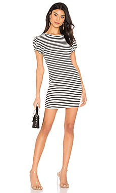 5c524c74514 Bea Striped Tee Dress superdown  34 ...