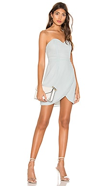 Alice Sweetheart Mini Dress superdown $28 (FINAL SALE)
