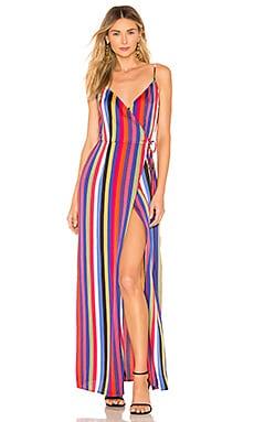 d2562b750433 Ella Wrap Maxi Dress superdown $58 ...