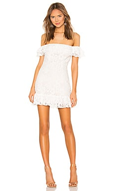 Samantha Lace Dress superdown $66