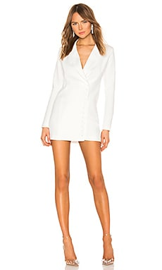 Armida Button Blazer Dress superdown $72