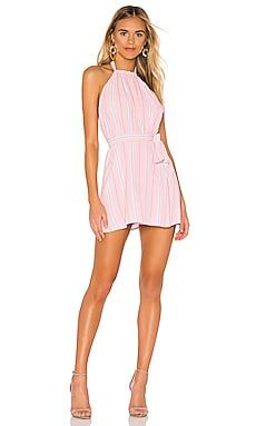 Lillian Halter Mini Dress superdown $80