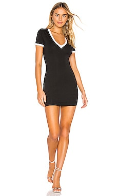 Brinley T Shirt Dress superdown $64
