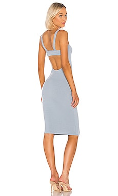 Taylor Open Back Dress superdown $66