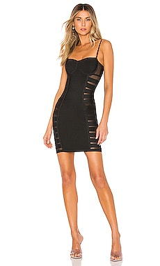 x Chantel Jeffries Domino Mini Dress superdown $78