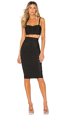 Emilia Skirt Set superdown $74