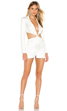 Gracen Blazer Dress superdown $78
