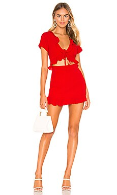 MINIVESTIDO MIA superdown $66