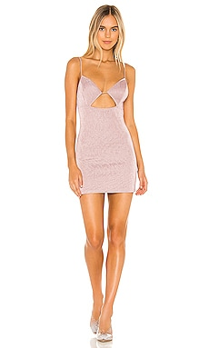 Gabriella Cut Out Dress superdown $68