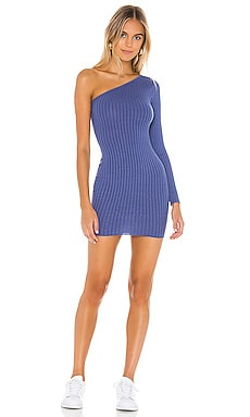a95268964f11 Ana One Shoulder Dress superdown $66 ...