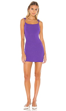 Bailey Tie Strap Dress superdown $66 NEW ARRIVAL