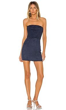 Candice Bustier Mini Dress superdown $64