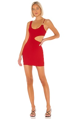 Keely Cut Out Dress superdown $68 NEW ARRIVAL