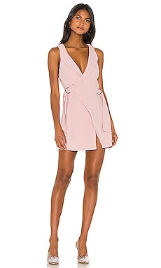 Karina D Ring Mini Dress superdown $70